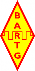 BARTG logo diamond